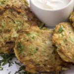 Gluten-Free Okra Fritters. So unbelievably good! Kids love these - what a great way to eat your veggies! Serve with a Greek yogurt or Tziki sauce. Watch them disappear.
