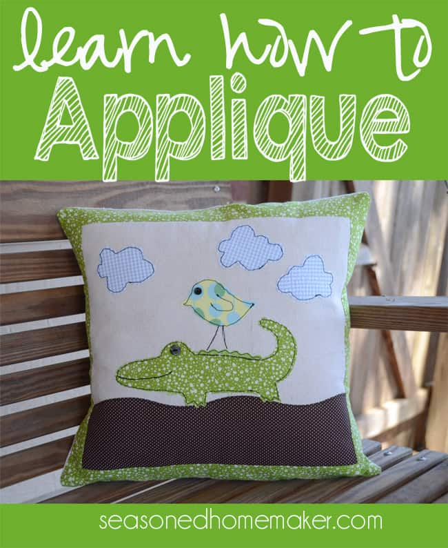 how-to-applique