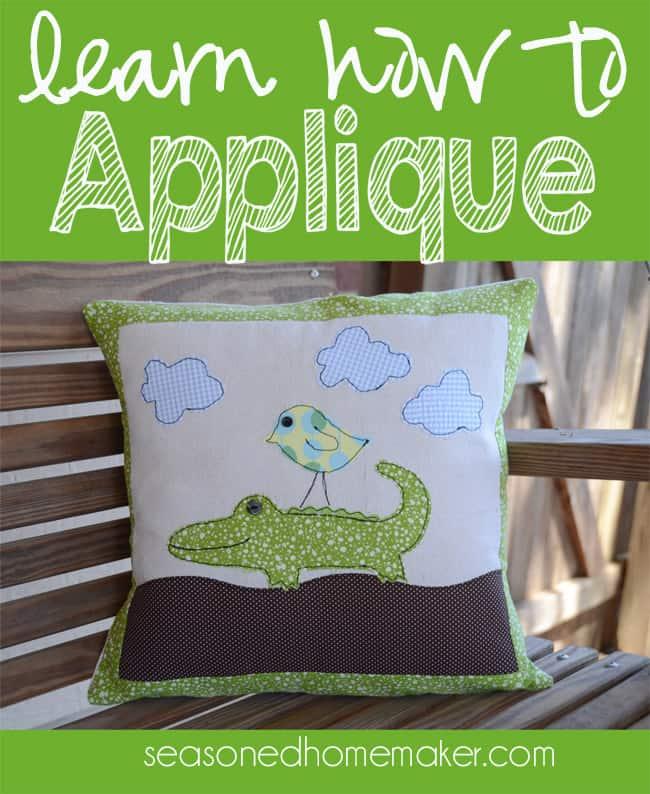 how-to-applique