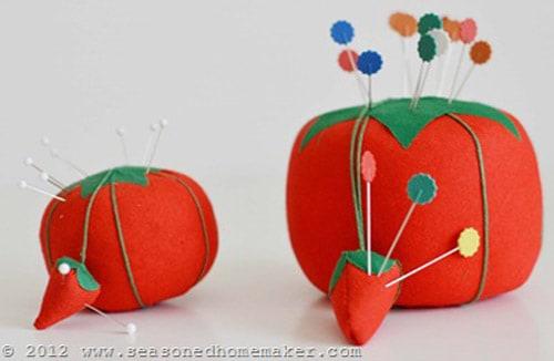 Tomato Pin Cushion