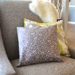 How to Make an Envelope Pillow with a French Seam