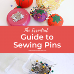 The Essential Guide to Sewing Pins