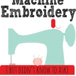 Everything you need to know about machine embroidery Pin