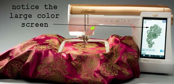 Machine Embroidery: If you are thinking about getting a sewing machine that includes Machine Embroidery then you will want to read All About Machine Embroidery. I have 31 posts that cover every possible thing you could want to know.