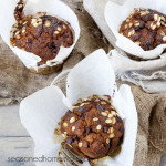 GRAIN-FREE Pumpkin Chocolate Chip Muffins