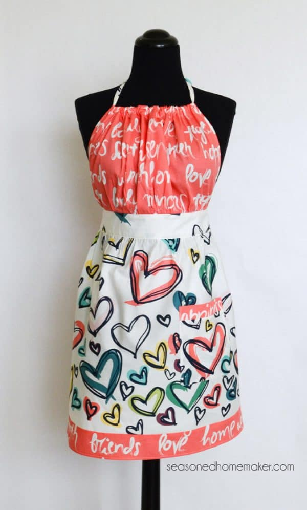 Urban Chic Apron Pattern