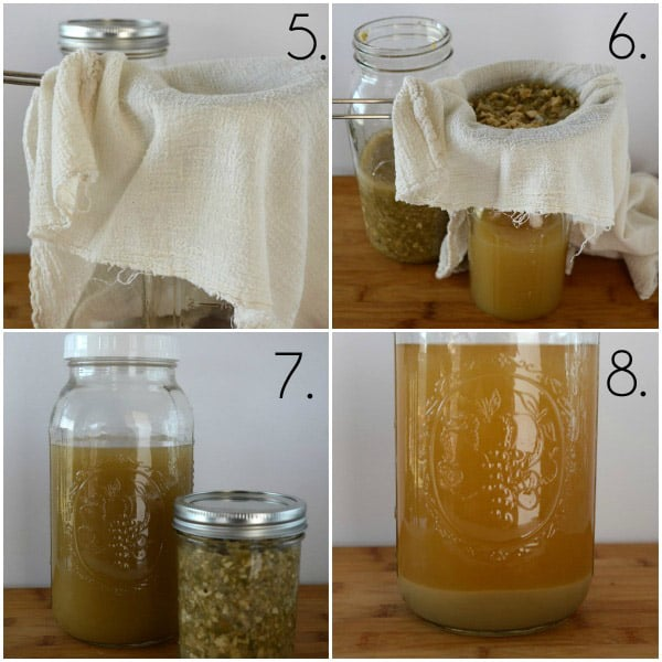 Learn how to make this amazing Flu Tonic that will keep you healthy throughout the cold and flu season. Even when we were directly exposed, we didn't get the flu!
