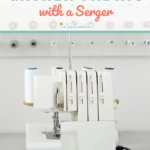 Learn How to Gather Fabric with a Serger