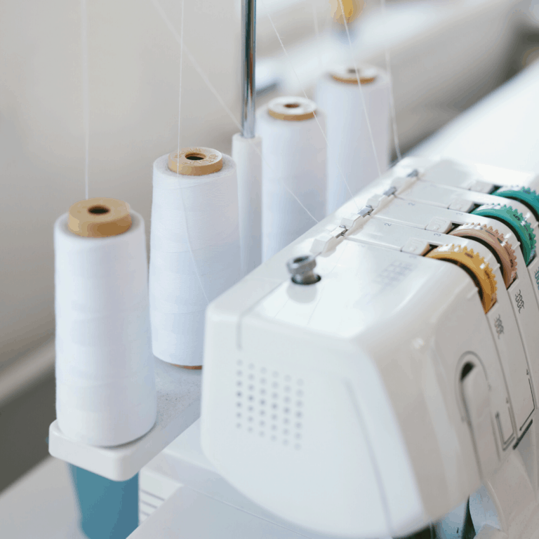 How to Gather Fabric with a Serger