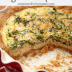 Gluten-Free, Grain-Free Vegetable Quiche