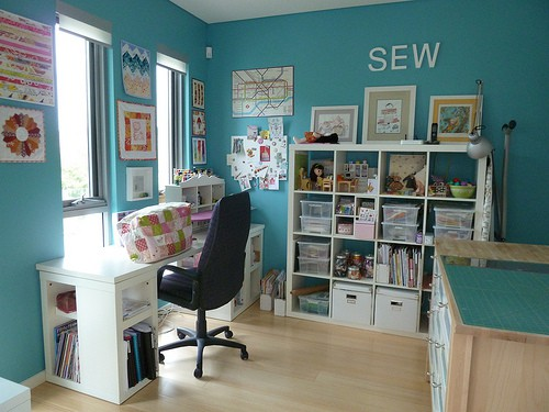 You Don T Need A Huge Home In Order To Have Sewing Or Craft
