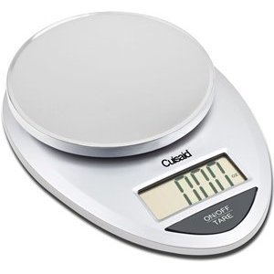 Kitchen Scale that measures in grams