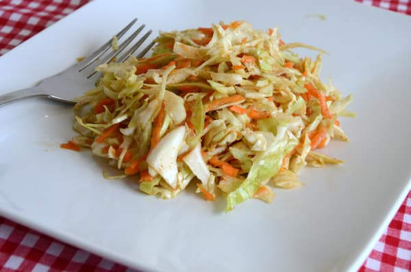 Fermented Cole Slaw