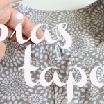Making Bias Tape + a New Top