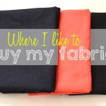 Where to Buy Fabric