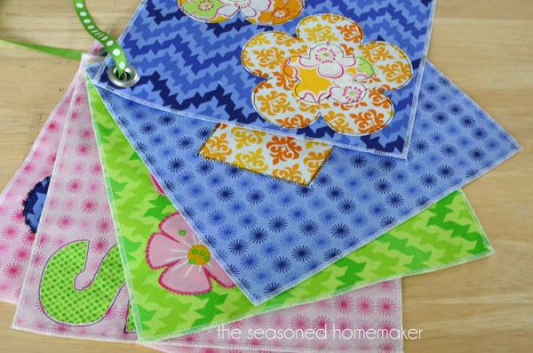 Learn How to Applique Using a Sewing Machine - The Seasoned Homemaker