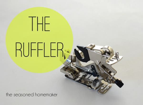 What is a Ruffler
