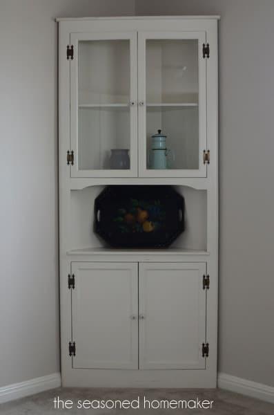 "Ana White   42"" Base Blind Corner Cabinet - Momplex Vanilla ..."