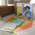 Quilting and an Accuquilt
