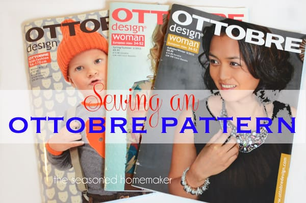 Ottobre Patterns