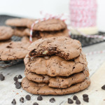 Who doesn't love a delicious, chewy, chocolate cookie? How about a cookie that is grain-free and gluten-free. These amazing flourless fudge cookies are low in calories and about as good as it gets.