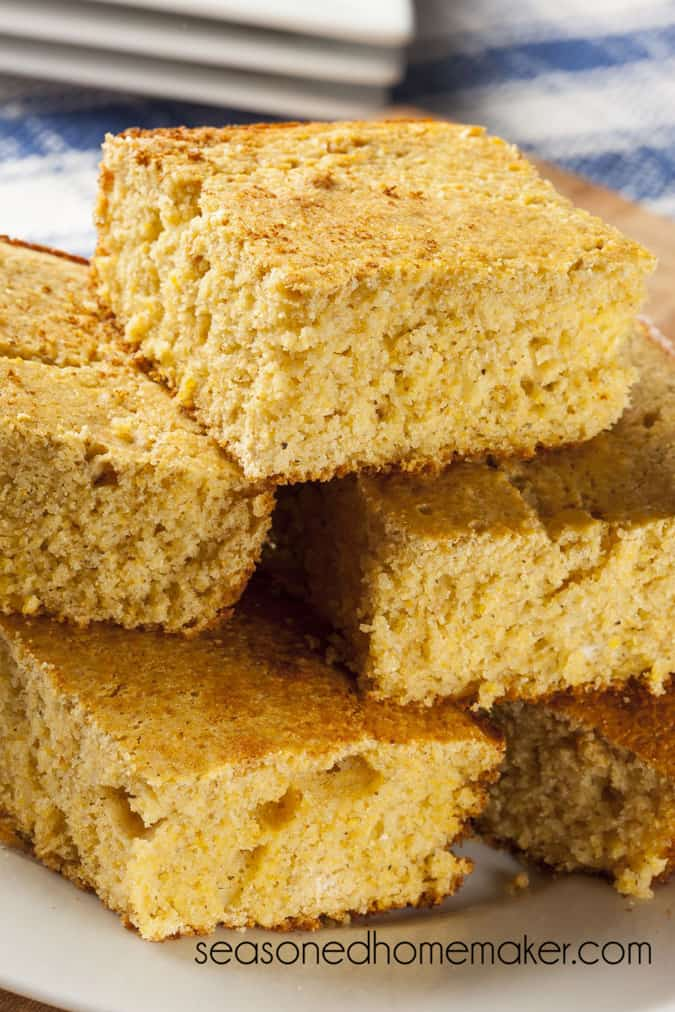 The BEST Gluten-Free Cornbread Recipe