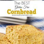 The BEST Gluten-Free Cornbread Image