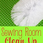 Sewing Room Cleaning Tips