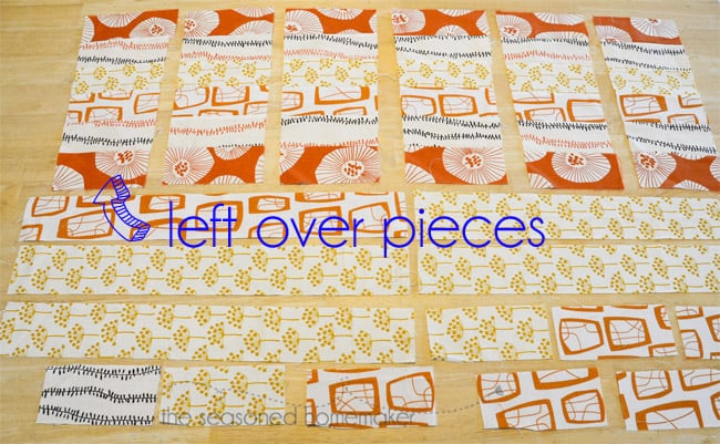 Easy Quilt Piecing