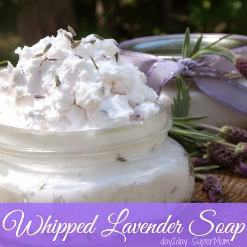 Homemade Bath Products