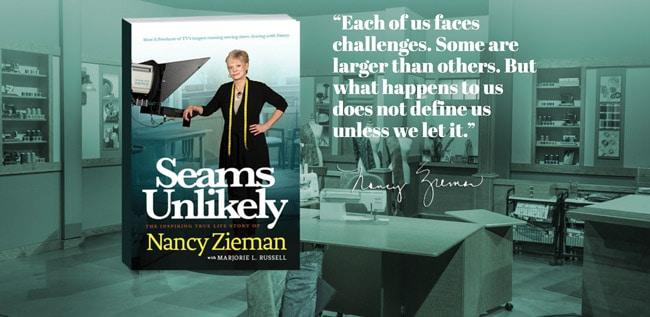 Nancy Zieman Book