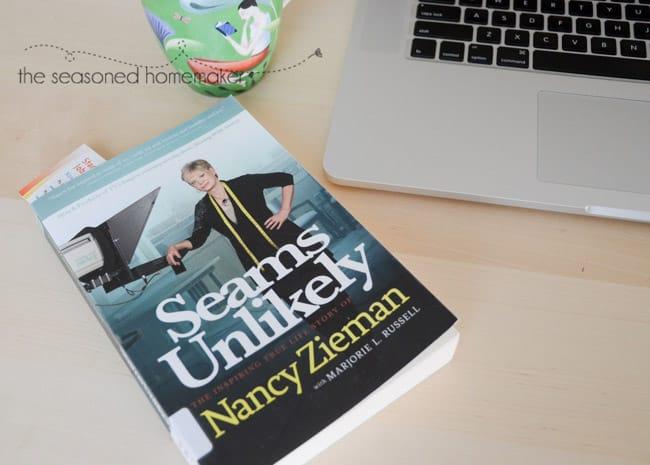 Nancy Zieman's Book