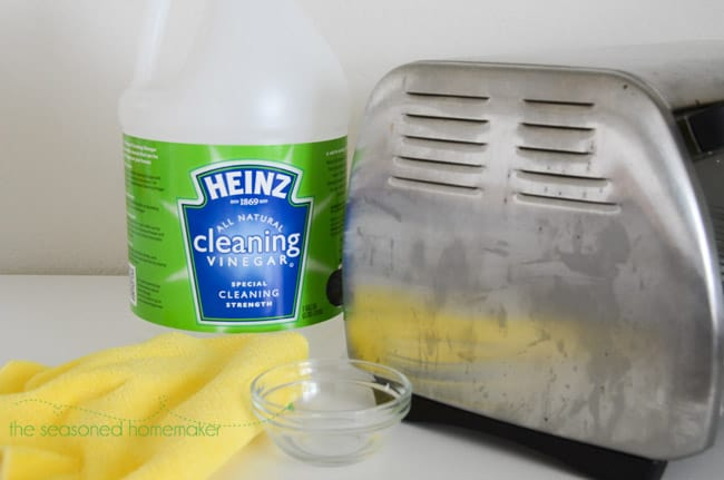 Want to get your stainless steel appliances clean and shiny without using harsh chemicals. This foolproof method will change your life. Find out my secret. In seconds you can have your appliances looking like new.