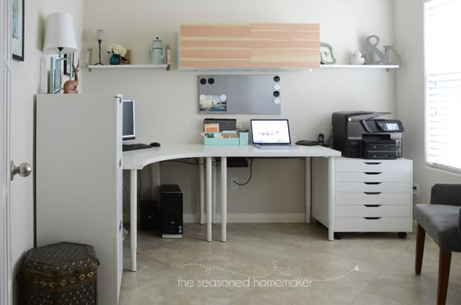 DIY Office Makeover