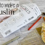 How to Make a Muslin Part 2