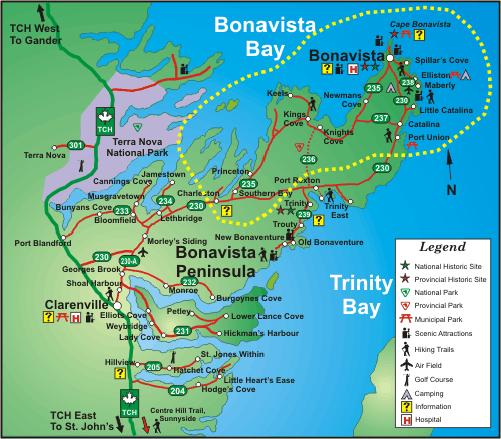 Bonavista, NL