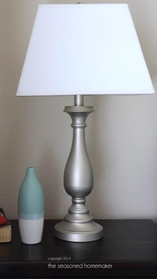 Refurbishing a Lamp