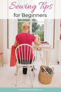 Sewing Tips for Beginners (
