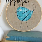 Free Motion Applique