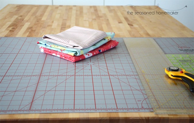 True Cut Sewing Mat