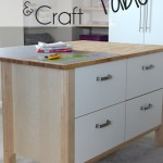 New Sewing and Craft Table