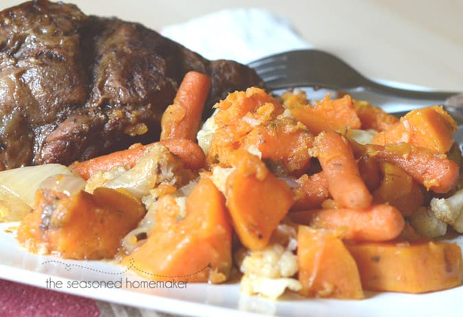 Crock Pot Paleo Pot Roast