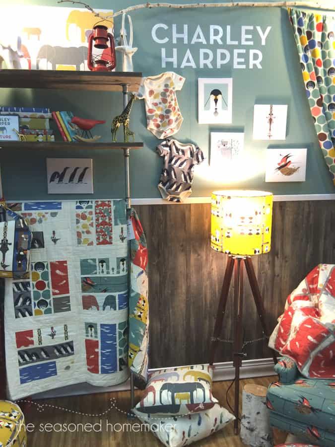 Charlie Harper Fabric