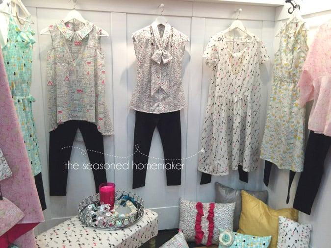 New Garment Fabrics