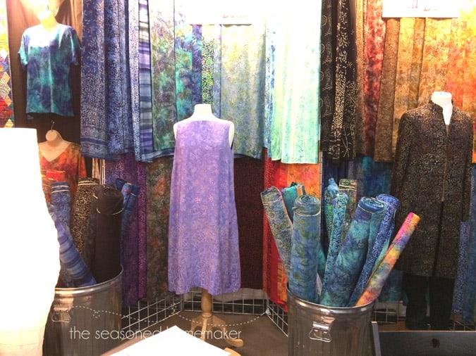 Batik Rayon
