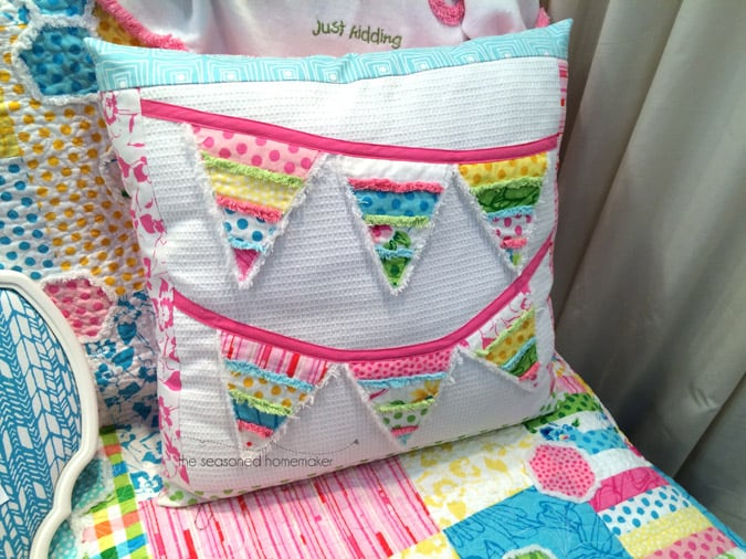 Sewing with Chenille
