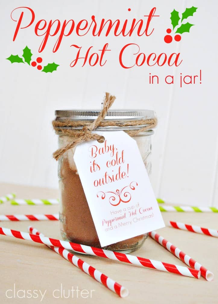 I've carefully chosen a collection of Handmade Gifts that are inexpensive, easy, and still impressive. I know your friends, neighbors, and family will love a few things on this list.