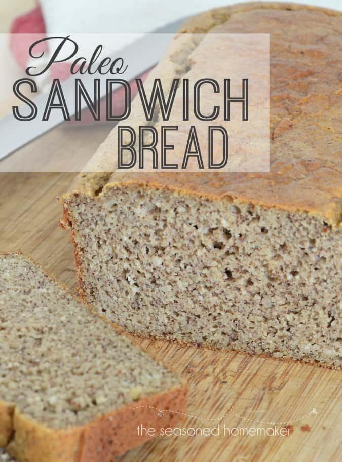 How to make a delicious gluten-free, grain-free sandwich bread