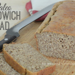 Simple Paleo Sandwich Bread that is close to the real thing.