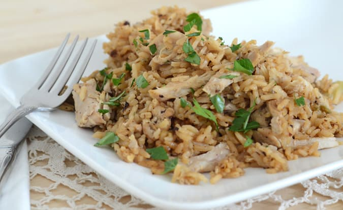 Best Chicken And Rice Recipe Made The Old Fashioned Way